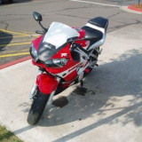 Dezmembrez Yamaha R6 din 1999-2004 - Dezmembrari moto