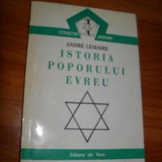 Istoria poporului evreu - Andre Lemaire - Istorie