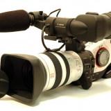 CANON XL2 - Digital Broadcast Camcorder + Accesorii originale ! - Camera Video Canon, Mini DV, 20-30x