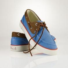 Mocasini barbati Polo By Ralph Lauren - Mocasini Ralph Lauren Rylander 41 (ultima bucata)