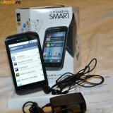 Telefon Alcatel, Negru, Neblocat - Vand alcatel one touch 991