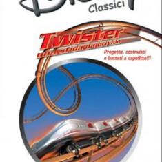 Jocuri PC - Disney - Twister - Una Sfida Da Brivido --- PC