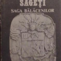 Carte de aventura - Constantin Balaceanu Stolnici - Cele trei sageti - saga Balacenilor