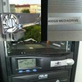 Hard Disk Hitachi 400 Gb Ide + Rack Vantec, 200-499 GB, Rotatii: 7200, 32 MB