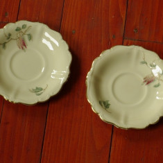 2 farfurii portelan - ROSENTHAL SELB GERMANY POMPADOUR