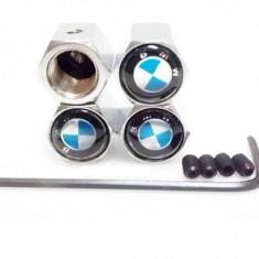 Capace Roti - Set 4 capacele ventil roti BMW antifurt
