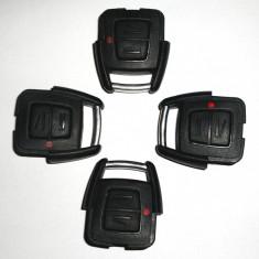 Telecomanda OPEL cu 2 butoane RADIO CONTROL CENTRAL DOOR LOCKING SENDER 433MHZ - Carcasa cheie