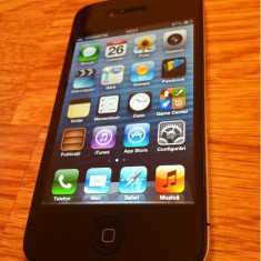 Vand / Schimb iPhone 4 Apple 32 GB Neverlocked, Negru, Neblocat