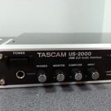 Vand placa de sunet Tascam US 2000