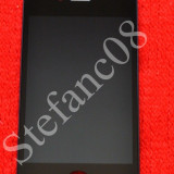 LCD Retina Display iPhone 4S original negru + Touchscreen - Display LCD