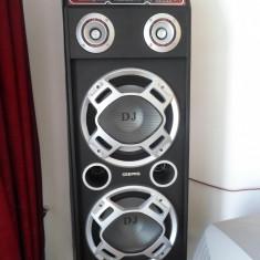 Magnetofon - Boxe cu orga de lumini!