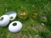 Abajururi pentru veioze/lustre/lampi din sticla de murano--foarte ieftine!!! foto
