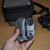 Vand camera video cu caseta MINI-DV SONY DCR-HC30E ca noua cu toate acesoriile. - Camera Video Sony, 2 - 3