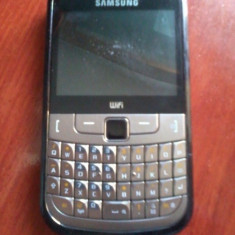 Telefon Samsung, Wi-Fi, Bluetooth, E-mail, MP3 Player, Tastatura qwerty - VAND Samsung Chat gt - s3350