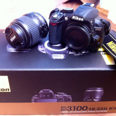 Nikon D3100 18-55mm Kit - Aparat Foto Nikon D3100