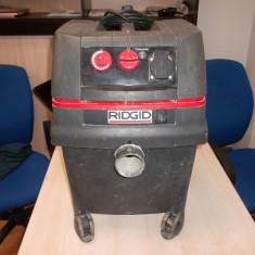 Vand aspirator apa RIDGID IS, cu proba. - Aspirator cu Filtrare prin Apa