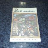 Povesti nemuritoare - 1974 - volumul 10 - Carte educativa