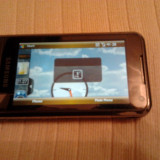 Telefon Samsung, Negru, 16GB, Neblocat, Single core, 128 MB - Samsung i900 Omnia, 16 Gb, necodat, stare foarte buna