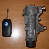 Contact auto - Set contact cheie briceag modul contort VW Golf Bora Octavia