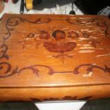 Mobilier - Cutile lemn veche 15 cm lungime