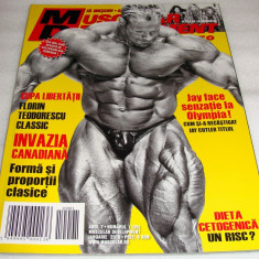 MUSCULAR DEVELOPMENT / ianuarie 2010 - Revista barbati