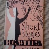 Short stories by h g wells adapted limba engleza - Carte de aventura