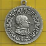 RARITATE-Al XXXV-lea Congres Eucharistic International-1952-Barcelona