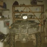 Atv LONCIN 250cc are 21 cp pe cardan cu troliu cu 5 viteze fara ambreaj se schimba citezele e simplu .