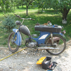 Vand motoreta Carpati - Minibike