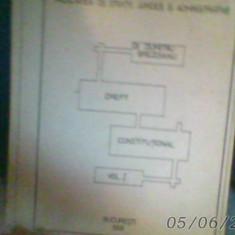 DREPT.CONSTITUTIONALdeDUMITRU.BREZOIANU/1991/pag217/formatA4 - Carte Drept constitutional