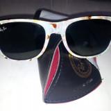 Ochelari de soare Ray Ban, Femei, Negru, Protectie UV 100%, Polarizate - Ray Ban Wayfarer Sunglasses B2140-2 C9 Italy
