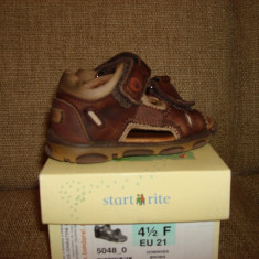 Sandale Baieti Start Rite, mar. 21 - Sandale copii, Culoare: Maro