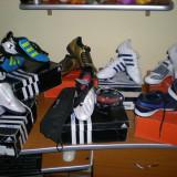 Adidas, nike-36-39, 5 noi - Ghete fotbal Adidas, Marime: 36.5, Alb