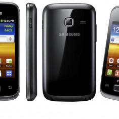 Vand Samsung Galaxy Ace Duos S6802 DUAL SIM SUPER PRET - Telefon mobil Samsung Galaxy Ace Duos, Negru, Neblocat