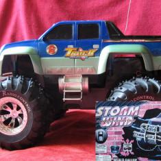 Okazie - Masinuta cu telecomanda - Truck big wheels - Masinuta de jucarie Altele, 8-10 ani, Plastic, Baiat