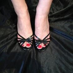 Pantofi dama Aldo, Marime: 37, Negru - Pantofi ALDO 37