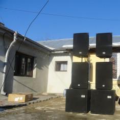 Amplificator audio, peste 200W - Sistem Dynacord de discoteca ( urgent si ieftin )