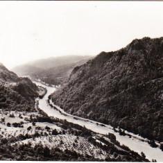 RPR, CP circulata 1972, Valea Oltului, muntii Cozia, raul Olt