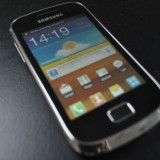 Telefon mobil Samsung Galaxy Mini 2, Negru - Samsung GALAXY mini 2
