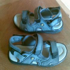 Sandale din piele marimea 31, sunt noi! - Sandale copii, Culoare: Gri, Baieti