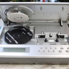 PROMOTIE! Minisistem audio de calitate SHARP XL-T300 H cu boxele originale - Combina audio Sharp, Clasice