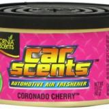 Odorizant Auto - California Scents Coronado Cherry-Promo:comanda 3 buc si ai LIVRARE GRATUITA!!!