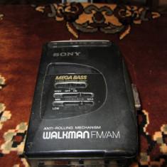 Sony Walkman WM-FX16 Mega Bass - Casetofon