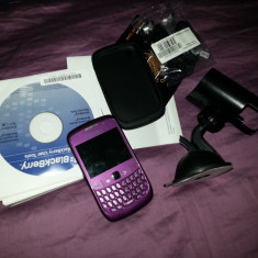 BLACKBERRY CURVE 8520 - Telefon mobil Blackberry 8520, Orange