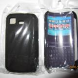Husa plastic Hard case Grid mesh Samsung Ch@t 322 C3222 - Husa Telefon