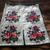 Costum populare - Vand costum national lucrat manual, unicat