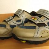 Vand papuci ciclism Northwave, nr 38 (25 cm), placute spd incluse