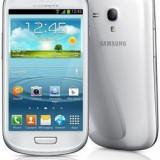 Samsung Galaxy S3 Mini,8GB,stare impecabila,cutie completa+husa