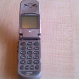 Telefon Motorola, Nu se aplica, Neblocat, Single core, Nu se aplica, Cu clapeta - Motorola Kramer folosit stare buna original, incarcator original!!PRET:215ron