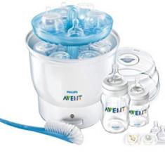 Sterilizator AVENT cu aburi - Sterilizator Biberon Philips Avent